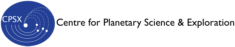 Centre for Planetary Science & Exploration